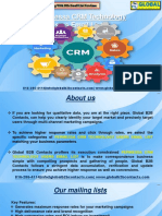 Permessa CRM Technology Users Email List