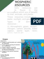 Atmospheric Resources