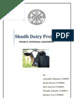 Shudh Dairy U109060, U109065, U109073, U109084, U109055