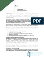 Presentacion SERVAR SAS