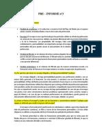 Pre-informe nº3
