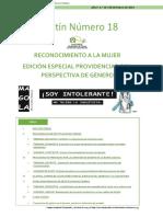 Boletín 18 COMITÉ DE CAPACITACIÓN Ed 18