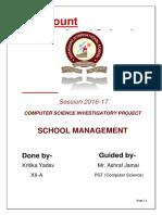Sample Project Docja