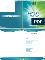 Monografía Refresh Fusion v3