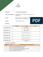 RETIRO DE TOP SOIL, CARGUIO, TRANSPORTE, DESCARGA, CORTE, RELLENO Y COMPACTACIÓN