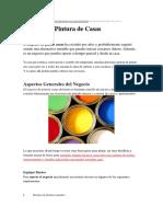 Home Emprendedores Ideas de Negocios Plan de Negocios Negocio de Pintura de Casas