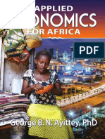 Applied Economics for Africa 2018