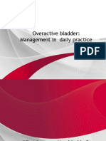 5. OAB Management in Daily Practice (dr. Afdal)