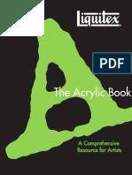 The Acrylic Book - Manual y Publicidad