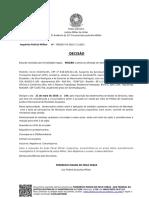 RECEBIMENTO DENUNCIA - Processo_ 7000011-77.2020.7.11.0011
