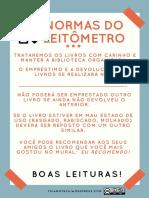 cartaz-leitc3b4metro-thiagoteca-biblioteca-escolar-amazonas