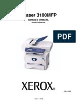 Phaser 3100MFP_Gallium Service Manual