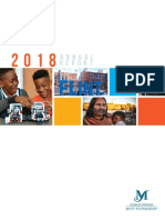 Mott Foundation 2018 Annual Report