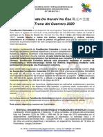 REGLAMENTO COPA DE KARATE DO SENSHI NO OZA 2020