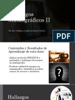 Hallazgos Mamográficos II y Calidad de Imagen en Mamografía.pdf