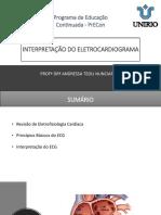 Aula 2-20h30 – 21h00 Interpretação do eletrocardiograma_Andressa Nunciaroni