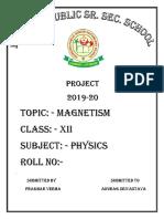 magnitisum