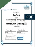SANA- billing PDF