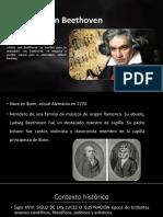 Primeros años de la vida de Beethoven (exposición)