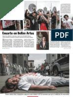 Revista Caretas - Universidad de Bellas Artes