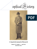 Theosophy and Anthroposophy in Italy During the First Half of the Twentieth Century