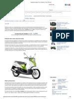 Yamaha Scooter Fino, Precios y Ficha Técnica