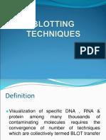 blotting-techniques.pptx