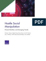 Hostile social Manipulation