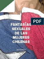Fantasias de las mujeres Chilenas - Pamela Jiles