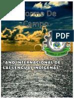 INFORME DE CAMPO - MONITOREO.B- GRUPO  - Monitoreo de aire y ruido (dd-mm-aa)-1