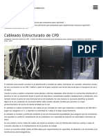 Cableado Estructurado de CPD - Cormat Comunicaciones.pdf