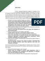 Critical Thinking Case Study Pharma