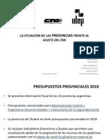 P.PROVIVINCIALES 2018