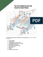DISEÑO DE SUBESTACION DE PLANTA ELECTRICA