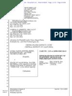 Uber's Preliminnary Injunction Memo against AB5