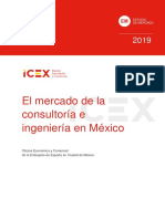 El mercado de la consultoría e ingeniería en México
