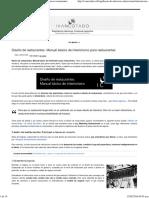 Diseño de restaurantes-MANUAL BASICO DE INTERIORISMO EN RESTAURANTES