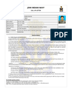 Admitcard-12 SSB, Bangalore-SGP206M001614