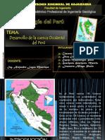 Cuenca Occidental del Perú - Expo
