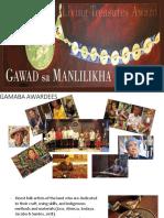 GAMABA people