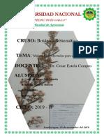 herbario N° 1