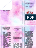 Leaflet UTS Promkes