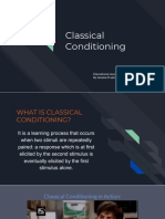 classical conditioning presentation