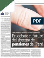 abanto revilla, 2019. sobre la reforma del sistema de pensiones