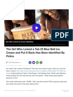 The Girl Who Licked a Tub Of Blue Bell Ice Cream and Put It Back Has Been Identi.pdf