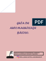 GUÌA DE AUTOMAQUILLAJE BÀSICO