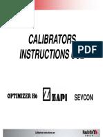 Instruction for Calibrator-GB