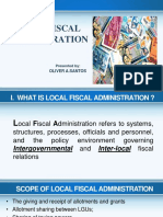 local fiscal administration report.ppt