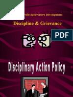 Discipline Grievance