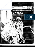Bio Medical Results From Skylab
